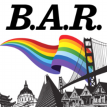 """Bay Area Reporter"" Logo"