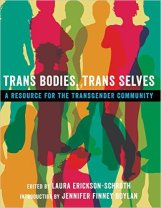 """Trans Bodies, Trans Selves"" book cover"